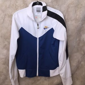 NWT Nike Full Zip Jacket
